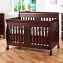 Porter 4 in 1 Convertible Crib, Antique Baby Crib | Cradle | Designer Convertible Cribs | ABaby.com