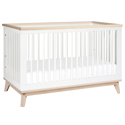 Scoot 3 in 1 Convertible Crib, Baby Cribs | Modern | Convertible | Antique | Vintage
