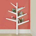 Spruce Tree Bookcase, Baby Bookshelf | Kids Book Shelves | ABaby.com