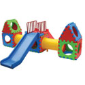 30 Piece Cube Play Set, Outdoor Toys | Kids Outdoor Play Sets | ABaby.com