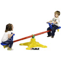 Twister See Saw, Kids Swing Set Accessories |Outdoor Swing Sets | ABaby.com