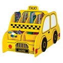 Taxi Book Storage, Train And Cars Themed Toys | Kids Toys | ABaby.com