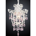 Elsie Antique White Light Pendant, Nursery Chandeliers | Baby Chandeliers | ABaby.com