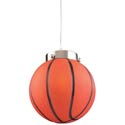 Basketball Pendant, Sports Nursery Decor | Sports Wall Decals | ABaby.com