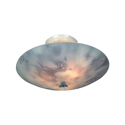 Butterfly Flush Mount Light, Flush Mount | Flush Mount Lighting | ABaby.com