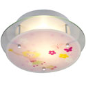 Fairy Girl Semi-Flush Light, Flush Mount | Flush Mount Lighting | ABaby.com