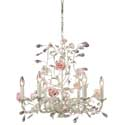 Heritage 6-Light Chandelier, Nursery Lighting | Kids Floor Lamps | ABaby.com