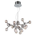Molecular 15-Light Chandelier, Nursery Lighting | Kids Floor Lamps | ABaby.com