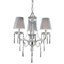 Princess Chandelier, Nursery Lighting | Kids Floor Lamps | ABaby.com