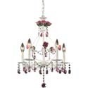 Rosavita 5-Light Chandelier, Nursery Lighting | Kids Floor Lamps | ABaby.com
