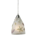 Seashore 1-Light Pendant, Tropical Sea Nursery Decor | Tropical Sea Wall Decals | ABaby.com