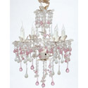 Geneva Chandelier, Nursery Lighting | Kids Floor Lamps | ABaby.com