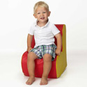Foam Cloud Chair, Kids Bean Bag Chairs | Kids Chairs | ABaby.com