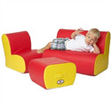 Foam Cloud Seating Group, Kids Bean Bag Chairs | Kids Chairs | ABaby.com