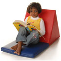 Sit 'N Shape Lounger, Kids Chairs | Personalized Kids Chairs | Comfy | ABaby.com