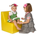 Child's Foam Chair, Kids Bean Bag Chairs | Kids Chairs | ABaby.com
