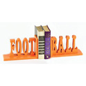Football Bookends, Sports Themed Nursery | Boys Sports Bedding | ABaby.com