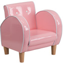 Kids Retro Chair, Kids Upholstered Chairs | Personalized | Couch | Armchair