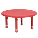 Round Preschool Table, Children Table And Chair Sets | Toddler Table And Chairs | ABaby.com