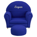 Kids Personalized Fabric Upholstered Rocker, Buy Kids & Toddler Chairs Online | Recliner | Rocking Chairs | Armchairs