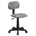 Zebra Desk Chair, African Safari Themed Toys | Kids Toys | ABaby.com