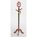 Firefighter Cloth Stand/Growth Chart, Fireman Nursery Decor | Fireman Wall Decals | ABaby.com