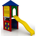 Fort Adams Playground Set, Kids Swing Sets | Childrens Outdoor Swing Sets | ABaby.com
