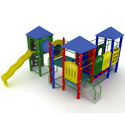 Fort Bridger Playground Set, Kids Swing Sets | Childrens Outdoor Swing Sets | ABaby.com