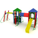 Fort Cumberland Playground Set, Outdoor Toys | Kids Outdoor Play Sets | ABaby.com