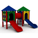 Fort Graham Playground Set, Outdoor Toys | Kids Outdoor Play Sets | ABaby.com