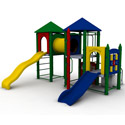 Fort Hamilton Playground Set, Outdoor Toys | Kids Outdoor Play Sets | ABaby.com