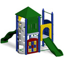 Fort Simcoe Playground Set, Outdoor Toys | Kids Outdoor Play Sets | ABaby.com