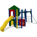 Fort Vancouver Playground Set, Outdoor Toys | Kids Outdoor Play Sets | ABaby.com