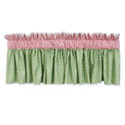Gathered Valance, Kids Valances | Nursery Window Valances | ABaby.com