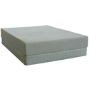 Eco Sense Memory Foam Twin Mattress, Cradle Mattress | Custom Baby Crib Mattress | ABaby.com