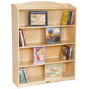 5 Shelf Bookshelf, Baby Bookshelf | Kids Book Shelves | ABaby.com