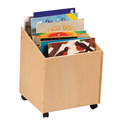 Big Book Storage Box, Baby Bookshelf | Kids Book Shelves | ABaby.com