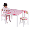 Butterfly Buddies Table and Chair Set, Butterfly Themed Toys | Kids Toys | ABaby.com