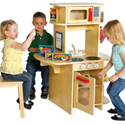 My Very Own Caf� , Kids Play Kitchen Sets | Childrens Play Kitchens | ABaby.com