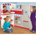 Cook's Nook Play Kitchen, Kids Play Kitchen Sets | Childrens Play Kitchens | ABaby.com