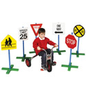 Drivetime Signs, Kids Learning Toys  | Educational Toys For Toddlers | ABaby.com