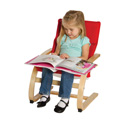 Single Kiddie Rocker, Kids Rocking Chairs | Kids Rocker | Kids Chairs | ABaby.com
