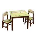 Papagayo Table and Chair Set, Children Table And Chair Sets | Toddler Table And Chairs | ABaby.com