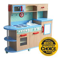 All in One Play Kitchen, Kids Play Kitchen Sets | Childrens Play Kitchens | ABaby.com