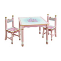 Princess Table and Chair Set, Princess Themed Nursery | Girls Princess Bedding | ABaby.com