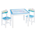 Sailing Table and Chair Set, Kids Table & Chair Sets | Toddler Tables | Desk | Wooden