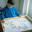Sand Tray , Creative Play | Creative Toddler Toys | ABaby.com