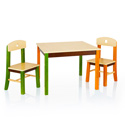 See and Store Table and Chair Set, African Safari Themed Nursery Room | Jungle Nursery | aBaby.com