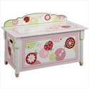 Sweetie Pie Toy Box, Butterfly Themed Nursery | Butterfly Bedding | ABaby.com