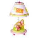 Gleeful Bugs Table Lamp, Butterfly Nursery Decor | Butterfly Wall Decals | ABaby.com